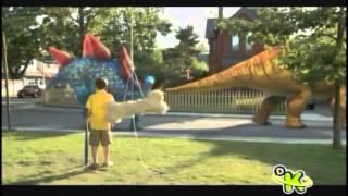 Dino Dan - Fiesta de Dinosaurios (Capitulo completo)