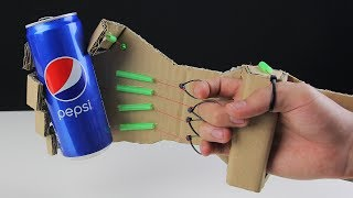 How to Make Simple Robotic Arm from Cardboard!
