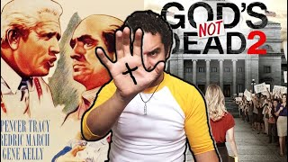 """""""God's Not Dead 2"""" Inherits the Wind - Review"""