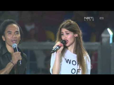 Download Slank & M. Fernandez - I Miss You But I Hate You - Closing Ceremony 100 Tahun Jenderal Sudirman Cup On ELMELODI.CO