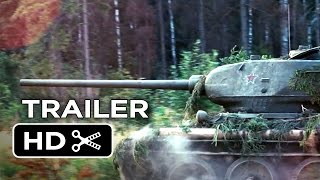 White Tiger Official Trailer (2014) - Russian World War 2 Tank Movie HD
