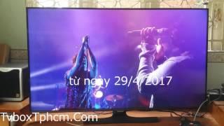 Giao diện và chức năng karaoke mới ra mắt trên FPT Play Box phiên bản 2017