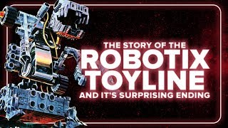 The Story of Robotix and it's Surprising Ending | Oddities #8