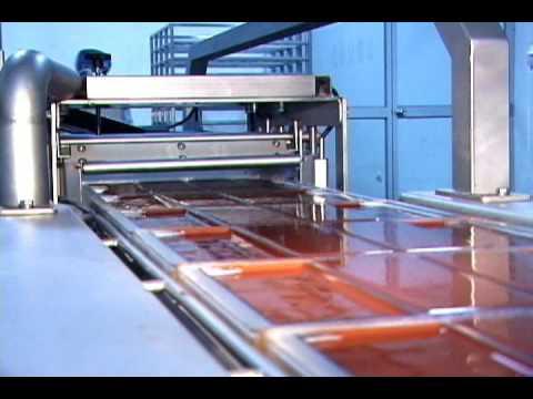 Proceso Industrial del Cacao Cooperativa Naranjillo