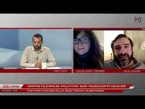 Yerinde izleyenler anlatıyor: Sarı Yelekliler'in geleceği - Doç.Dr. Buket Türkmen & Jalal Haddad
