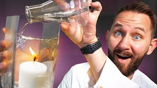 10 Easy Science Tricks That'll Impress Your Friends!