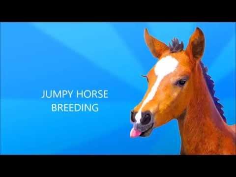 New! Jumpy Horse Breeding game