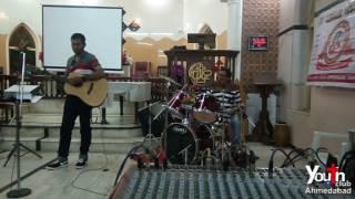 Tu khuday Hai bal mera, song of Joshua Generation. We sang this song at Alliance Church, Bapunagar.