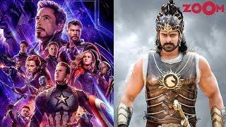 Avengers: Endgame BREAKS India's advance ticket booking record beating Bahubali