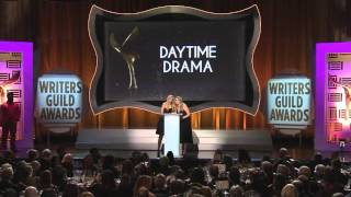 General Hospital wins the 2016 Writers Guild Award for Daytime Drama
