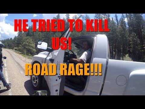 Truck Vs Motorcycles ROAD RAGE!