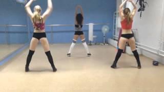 Twerk / booty dance by Keat Mel, Polina and Alina