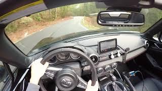 Behind the Wheel of a 2016 ND Mazda Miata