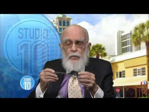 James Randi Debunking The Paranormal Studio 10