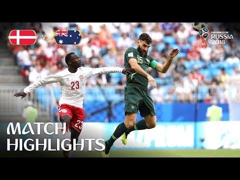 Xxx Mp4 Denmark V Australia 2018 FIFA World Cup Russia™ Match 22 3gp Sex
