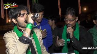 Anjuman Sipah-e-Husaini | Juloos-e-Arbaeen Wa Taboot 18 Bani Hashim 1438-2016 | Azamgarh City