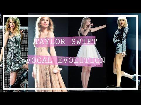 Taylor Swift   Vocal Evolution