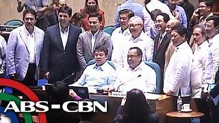 TV Patrol: Duterte, Robredo panalo sa canvassing ng Kongreso