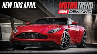 New This April 2017 on Motor Trend OnDemand