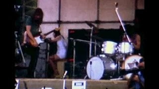 PINK FLOYD Hyde Park, London, July 18th 1970 (8mm colour HD)