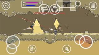 How to increase level and kills in mini militia android game