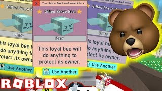 ROYAL JELLY GIFTED BEE SCAM + DIAMOND ANT AMULET!! | ROBLOX BEE SWARM SIMULATOR
