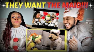 "SML Movie ""The Maid!"" REACTION!!!"