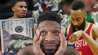 WATCH THIS VIDEO FOR INSANE MONEY MOTIVATION! ROCKETS vs WIZARDS REACTION!