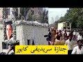 جنازة الممثلة الهندية سريديفي كابور فى شوارع الهند مشهد لن ينسي