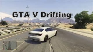 قراند 5 تفحيط و هجولة وتشطيف / GTA V Drifting