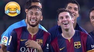 Messi, Neymar & Suárez (MSN) Best Funny Moments Ever | HD