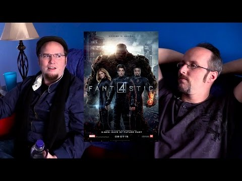 Nostalgia Critic Real Thoughts on Fant4stic