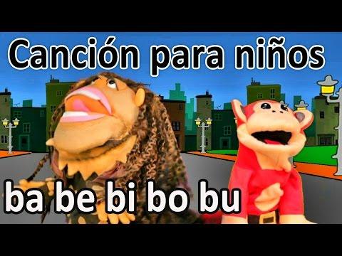 Xxx Mp4 Canción Ba Be Bi Bo Bu El Mono Sílabo Videos Infantiles Educación Para Niños 3gp Sex