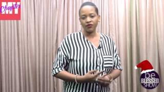Ubutumwa bw'umwaka wa 2017 hamwe na Aline Gahongayire (2017)