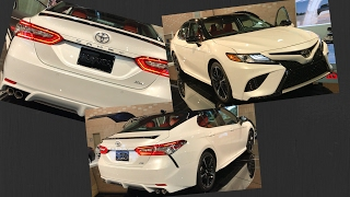 New 2018 Toyota Camry (Gorgeous Looking)