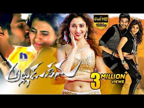 Xxx Mp4 Alludu Seenu Full Movie Samantha Srinivas Tamannah DSP V V Vinayak 3gp Sex