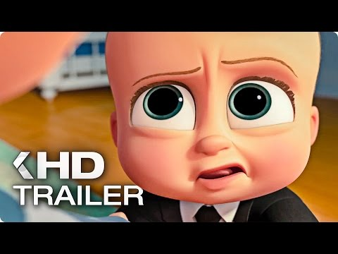 THE BOSS BABY Trailer 2 2017