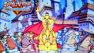 King Arthur and the Knights of Justice - Episode 1 - Opening Kick Off