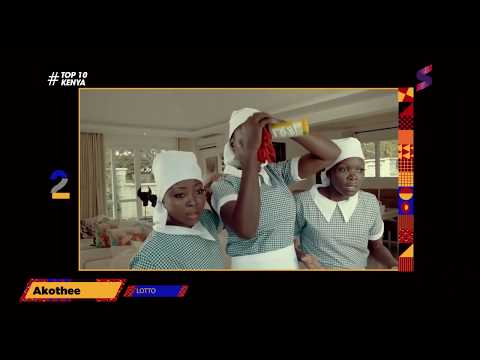 Xxx Mp4 Akothee S Lotto Nalboi S 2 In 1 And Otile Brown S Baby Love Lead This Week Top 10 Kenya 3gp Sex