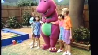 Included Barney's Magical Musical Adventure (Clip)