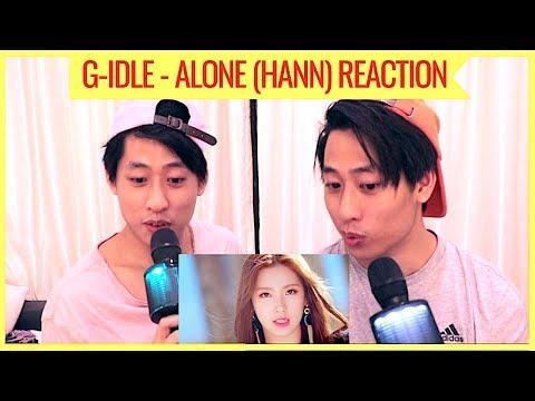 Xxx Mp4 G I DLE ALONE HANN 한 一 MV REACTION TWINS REACT 3gp Sex