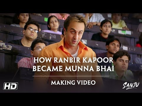 Xxx Mp4 SANJU Ranbir Kapoor To Munna Bhai The Transformation Rajkumar Hirani In Cinemas Now 3gp Sex