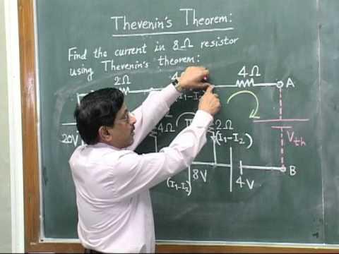 Xxx Mp4 Thevenin 39 S Theorem By Prof Dr C B Bangal 3gp Sex