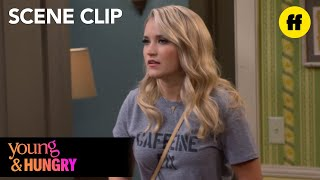 Young & Hungry | Season 5, Episode 6: Gabi Lies to Steal Couch | Freeform