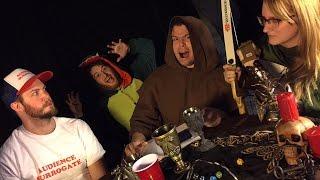 Dorkly & Dragons: Johnny Foreskin vs Vegetta the Dragon