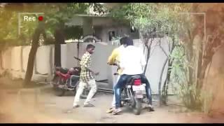 WhatsApp funny video. Telugu joke