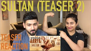 Sultan Teaser 2 Reaction | Anushka Sharma, Salman Khan |