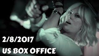 The Reviewer | US Box Office (2/8/2017) أفلام البوكس أوفيس