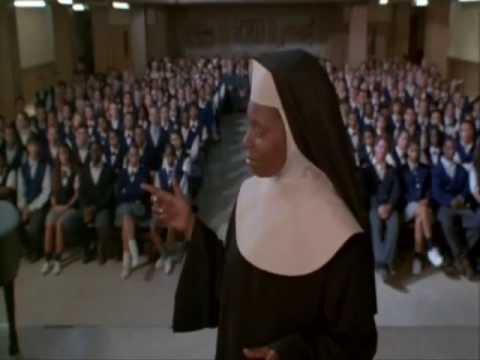 Oh Happy Day sister act 2 Whoopi Goldberg
