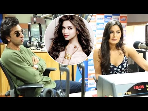 Xxx Mp4 Ranbir Kapoor TAUNTS Katrina Kaif By Taking Deepika S NAME 3gp Sex